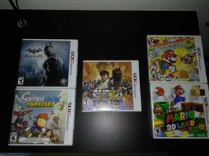 Juegos Nintendo 3ds Físicos Usados