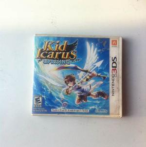 Kid Icarus Uprising Con Base Nintendo 3ds