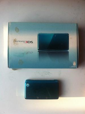 Nintendo 3ds Con Juegos Originales