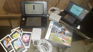 Nintendo 3ds Xl Y Nintendo Dsi