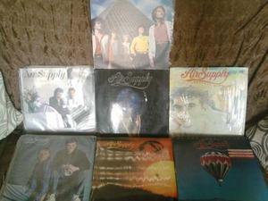 Air Supply Coleccion En Vinil Lp Pop Rock 80s