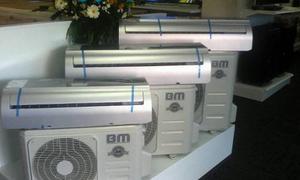 Aire Split Bm  Btu Consola Decorativa