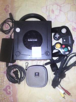 Consola Gamecube, Con Juegos. Vendo O Cambio Por Celular