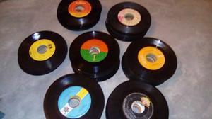 Discos De 45 Rpm (pequeños) Para Decoracion Con Detalles