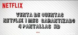 N-e-t-l-i-x- 2 Pantallas