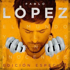 Pablo López - El Mundo Y Los Amantes Inocentes Álbum