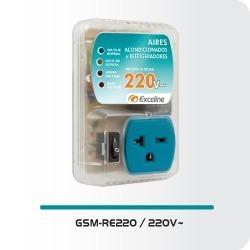 Protector De Voltaje Exceline Para Aire Acondicionado 220v