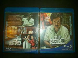 Serie Pablo Escobar Completa En Blu Ray
