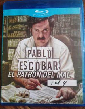 Serie Pablo Escobar El Patrón Del Mal Blu Ray
