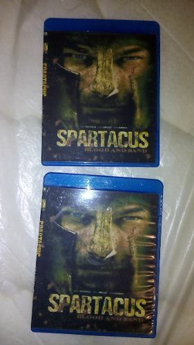 Serie Spartacus Bluray Original