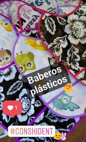 Baberos Plásticos