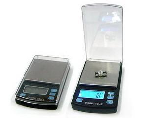 Balanza Peso Digital Portatil De 0.1 A 500g Joyas Oro