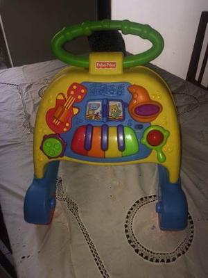Caminadora Y/o Andadera Fisher Price Con Sonido Para Bebé