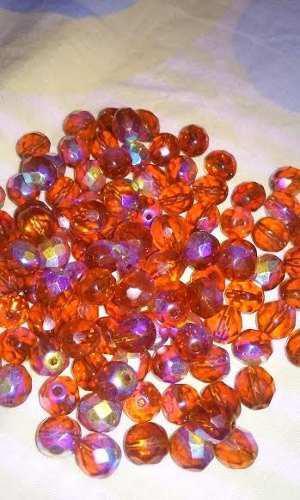 Cristal Checo De 6 Y 8 Mm