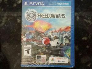 Freedom Wars Para Psvita Nuevo Y Sellado