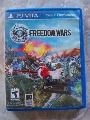 Juego Para Ps Vita Freedom Wars