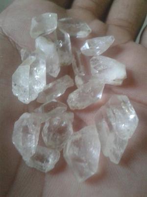 Piedra De Cuarzo En Bruto 100% Natural