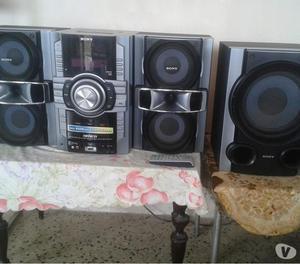 equipo de sonido sony genezi nuevo