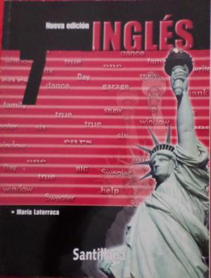 Ingles Libro para 7º. Autora: Maria Latorraca Editorial
