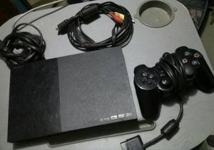 Playstation 2 Muy Cuidado Con 1 Solo Control Y Memori Card
