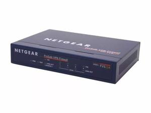 Router Switch Netgear Fvs-port Prosafe Vpn Firewall