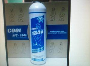 Bombona De Gas Refrigerante 134a Automotriz 750 Gramo