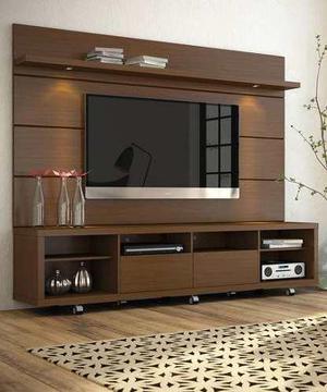 Centro De Entretenimiento/ Mueble Para Tv Para Tv Hasta 55
