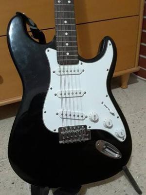 Guitarra Electrica Planet Music Nueva Con Su Amplificador