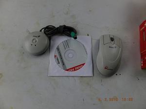 Mouse Inalambrico Para Pc Pentium 4 Con Entrada Rs