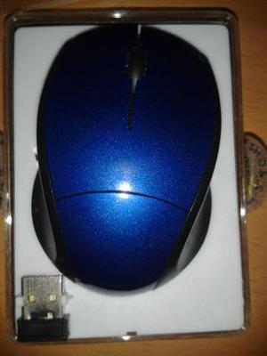 Mouse Inalambrico Portatil