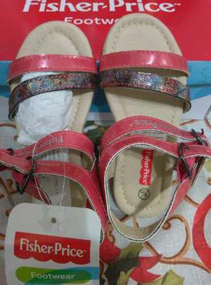 Sandalias Para Niña Fisher-price