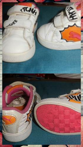 Zapatos Converse, adidas, Puma, Dc Shoes, Nike, Crocs