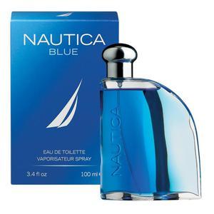 Colonia 100 ORIGINAL Nautica Blue 100 Ml Caballeros selladas