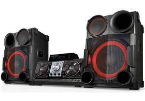 Equipo De Sonido Lg Xboom Cm Nuevo rms Usb Bluetooth