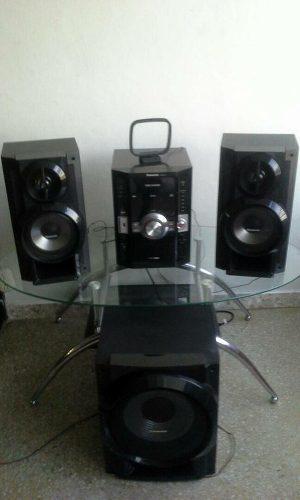 Equipo De Sonido Panasonic Ak770