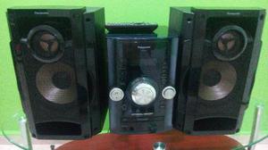 Equipo De Sonido Panasonic Akx32