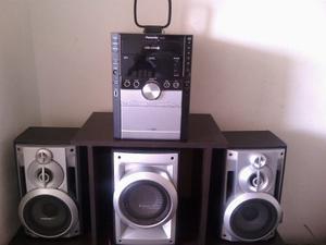 Equipo De Sonido Panasonic Sa - Ak 750