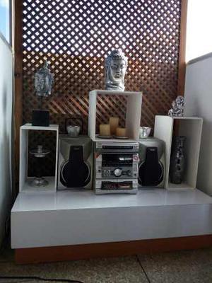 Equipo De Sonido Sony Grxw Robocop