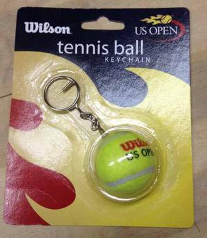 Llavero De Tennis Pelota De Tenis Wilson