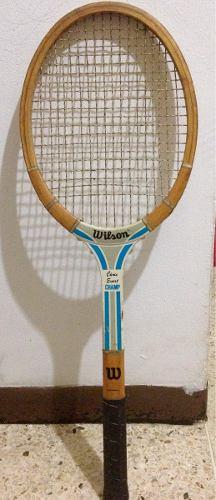 Raqueta De Tenis De Colección: Wilson Chris Event Champ