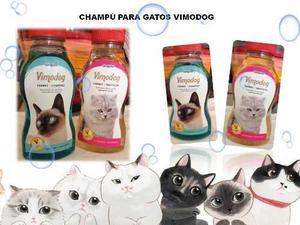 Champú Para Gatos, Mascotas, Cosmético, Insecticida,