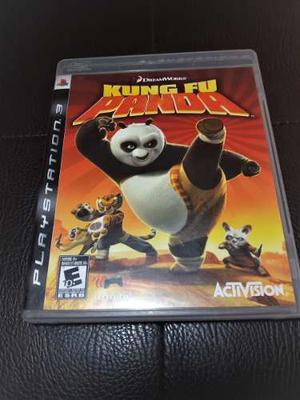 Juego Kung Fu Panda Para Ps3 Garantia