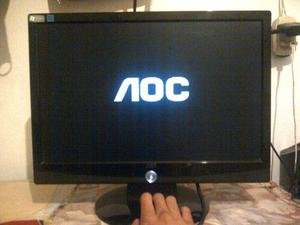 Monitor Lcd Aoc 17 Pulgadas