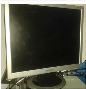 Monitor Lcd Samsung Syncmaster 19 Pulgadas 920n