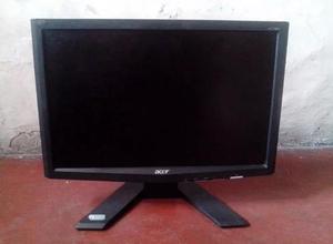 Monitores Acer Lcd De 17 Pulgadas