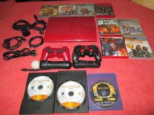 Playstation 3 Slim Ps3 Edición Especial 500 Gb