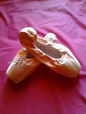 Zapatillas De Punta Fiorina