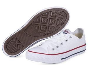 Zapatos converse all star corte bajo colores  fc491efba3ec