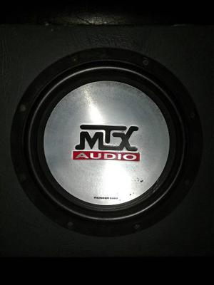 Bajo Mtx 12 Pulgadas Modelo Thunder  En Perfacto Estado