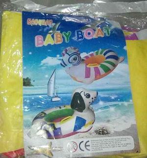 Flotador Salvavidas Para Niños Y Niñas Para Piscina O